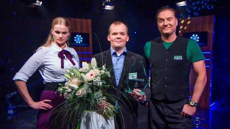 """Telemängu """"Mälupokker"""" esimese hooajal võitis Kaarel Silmato!"""