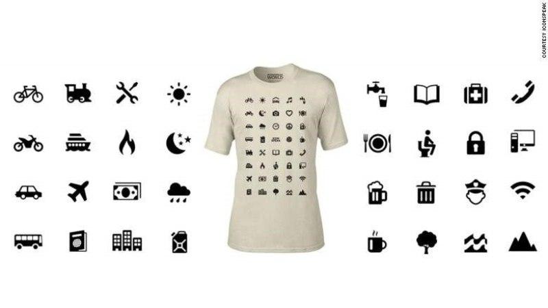 T-särk, mis räägib igas keeles