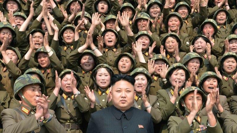 Põhja-Korea sõjaväes teenivaid naisi vägistatakse pidevalt