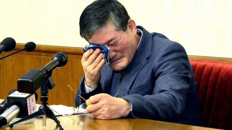 Põhja-Korea võimud saatsid taas USA kodaniku sunnitööle