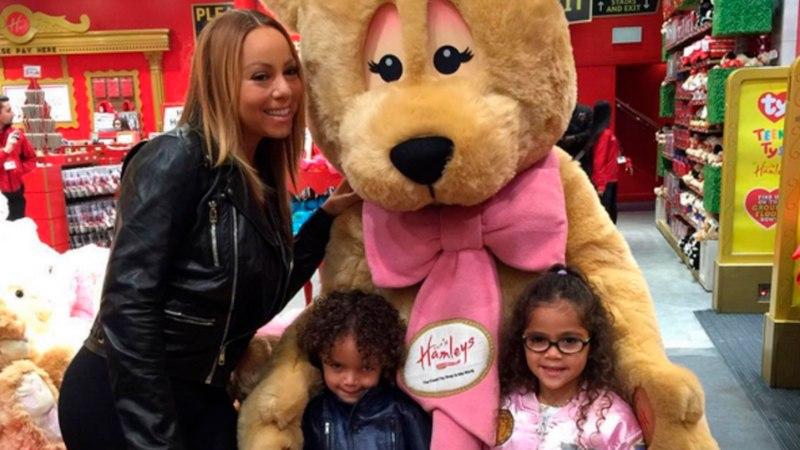 Mariah Carey tuleb Eestisse koos lastega