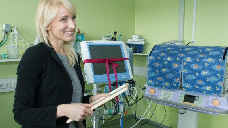GALERII | Pelgulinna Sünnitusmaja sai uue vastsündinute ajumonitori