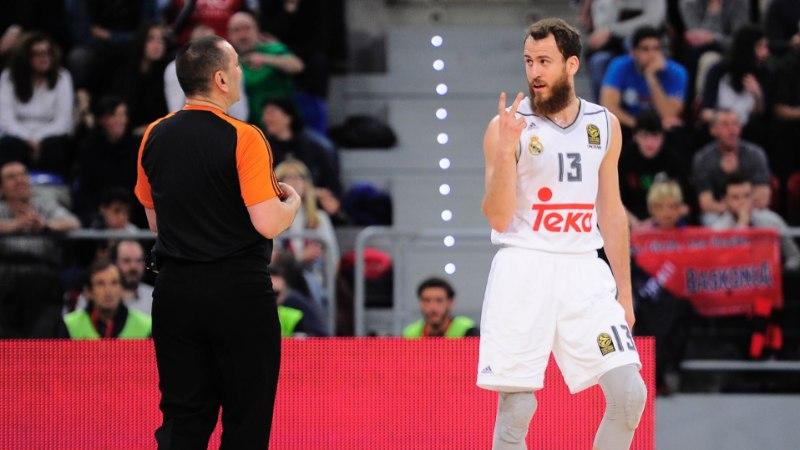 Korvpalli Euroliigas hullud päevad – viis meeskonda võib saada võrdselt võite!