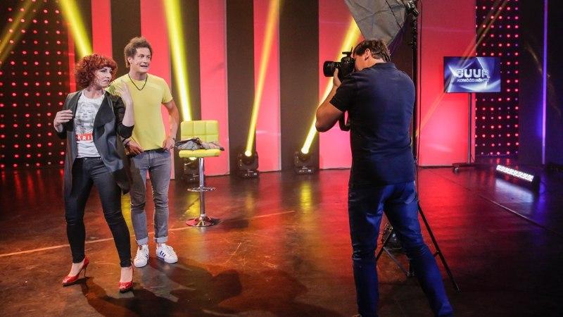 """VIDEO   """"Suure komöödiaõhtu"""" unistuste-eri toob stuudiosse kuulsad külalised"""