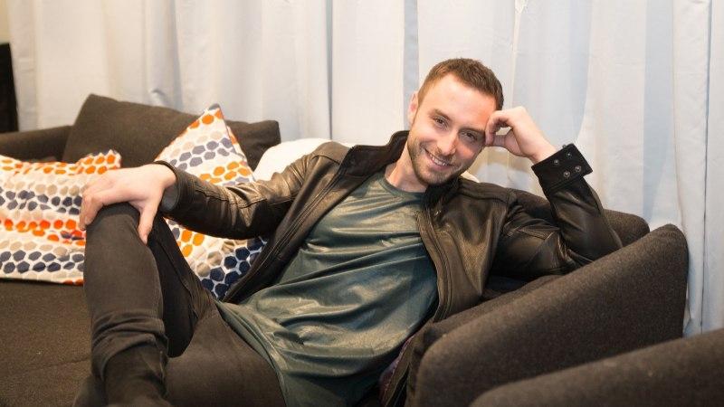 Kuidas meeldib Mans Zelmerlöwi uus lugu, mida ta esitles Eurovisioni finaalis?