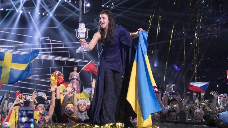 """EUROVISIONI VÕITJA JAMALA: tahtsin, et laul oleks võimas nagu filmi """"Schindleri nimekiri"""" muusika!"""