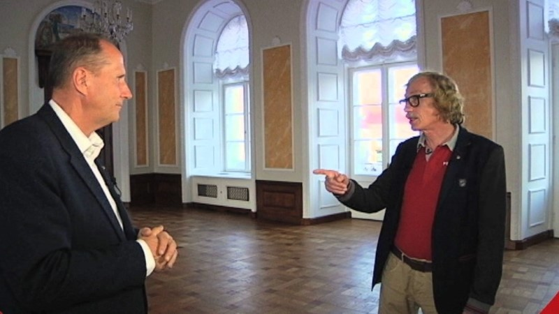 TV3 VIDEO | Randpere ja Vassiljev ühel nõul Sirbis ilmunud foto üle: see on kunst ja peabki emotsioone tekitama!