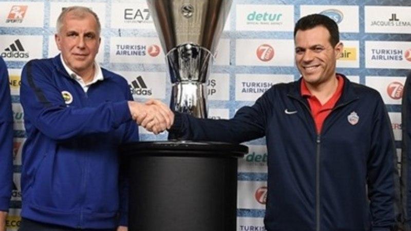 Obradovic kasvatas Itoudise näol välja mehe, kellele ta Euroliiga finaalis lõpuks kaotas