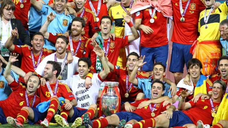 EM 2012   Hispaania saavutas kaks enneolematut triumfi korraga