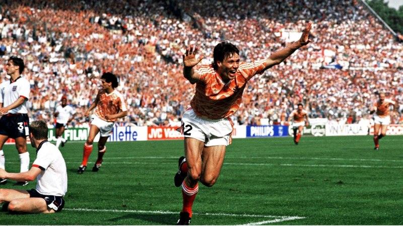 EM 1988 | Oranži jalgpalliarmee ülimagus kättemaks