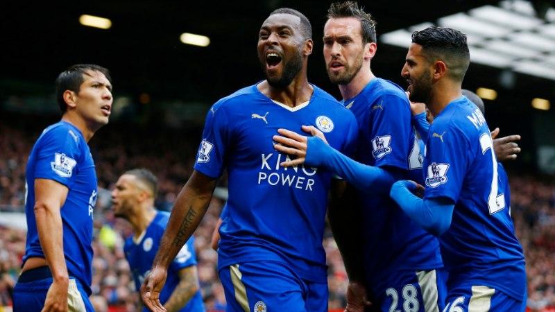 NII SEE JUHTUS   Sport 02.05: Leicesteri maagiline spordiõhtu