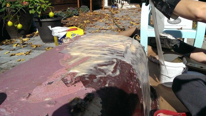 TEE ISE: vana vanni taastamine