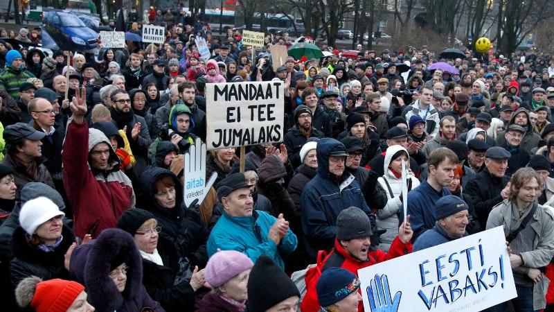 Jaak Valge ja Henn Käärik | Rahvaalgatus versus niinimetatud rahvaalgatus