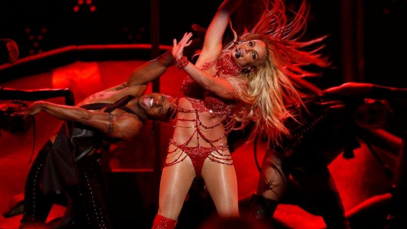 SUUR GALERII | Staariparaad Billboardi muusikaauhindade jagamisel