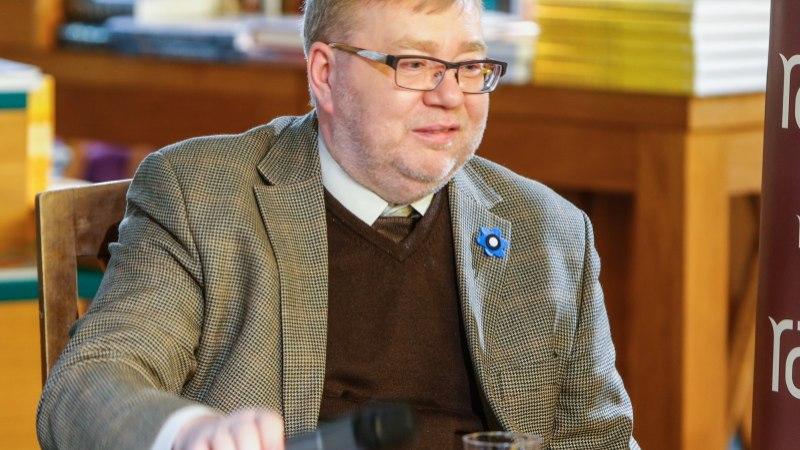 Mart Laar: Jõksist saaks Eestile ja selle põhiseadusele ustav president