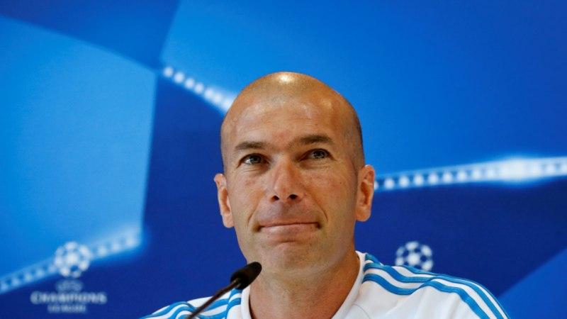 Finaalis võib Zidane põnevas kategoorias Guardiolast mööduda