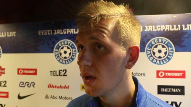 ÕHTULEHE VIDEO | Tammeka kapten Kaarel Kiidron: Leicesteri muinasjutt ei anna usku mitte ainult väikeklubidele, vaid kõikidele täna mitte nii heal tasemel jalgpalluritele