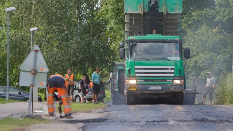 Eeloleval ööl muudetakse Kopli tänava sõidusuunda