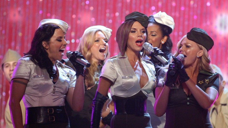 Victoria Beckham: minu mikrofon lülitati Spice Girlsi kontsertidel välja
