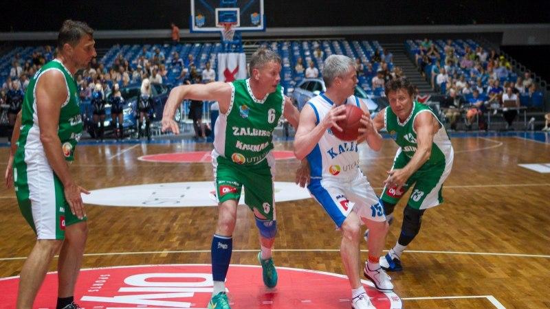 """Vähiravifond """"Kingitud elu"""" kogus korvpallimängudel ligi 8000 eurot"""