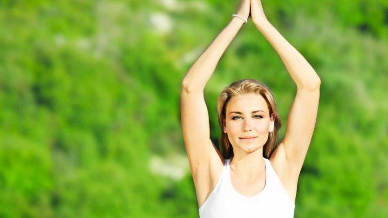 VIDEO | Kundalini jooga muudab keha paindlikumaks ja treenib ka kõige väiksemaid lihaseid