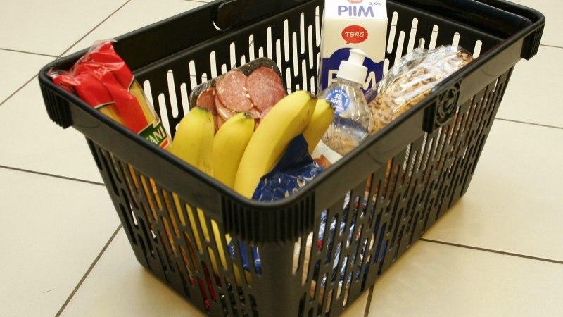 Eesti toit on Euroopa Liidu keskmisest odavam, alkohol kallim
