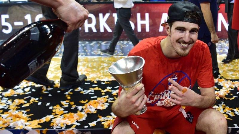 Ühisliiga parimad CSKA ja Unics säilitavad tuumiku eesotsas De Colo ja Langfordiga