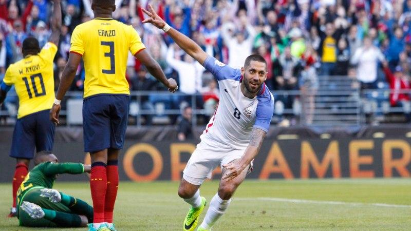 Copa America võõrustaja USA jõudis poolfinaali