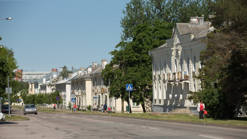 AVASTA EESTIMAAD | Sillamäe: kunagine salastatud linn, mille aadressiks kirjutati Moskva 400