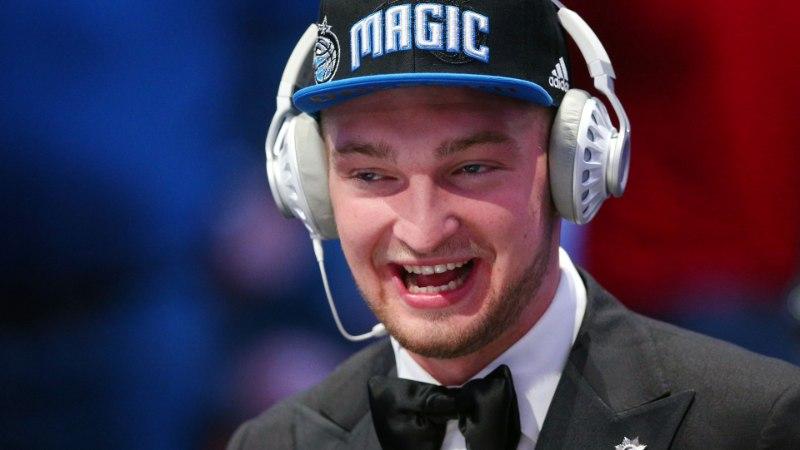 Hull öö NBAs: draftis valiti esimesena austraallane, Euroopa koljatid läksid ruttu kaubaks, Thunder loobus kopamehest