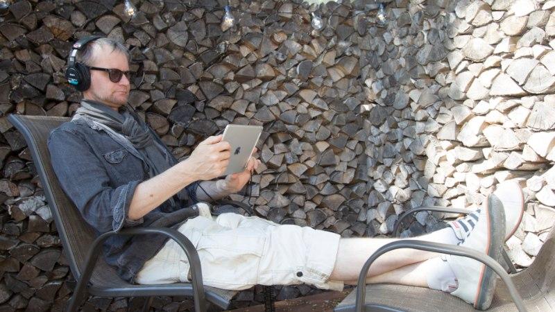 Glen Pilvre: helidemaailmas on esoteerika teadusega käsikäes