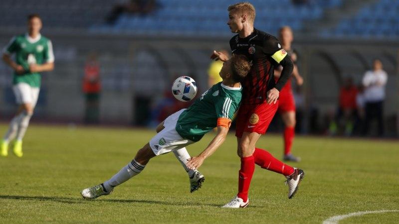 7 VÕTIT | Nukker-nukker viik, FC Levadia - HB Torshavn 1:1