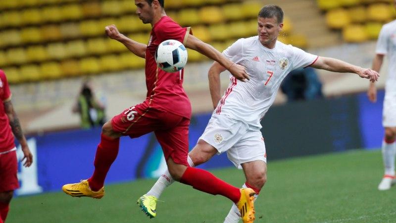 03b22d4320e Venemaa jalgpallikoondis kaotas EMi eel võtmemängija | Õhtuleht