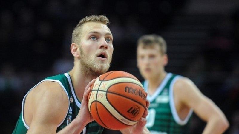 SUUREPÄRANE! Siim-Sander Vene ja Kaunase Žalgiris võitsid Leedu meistritiitli!