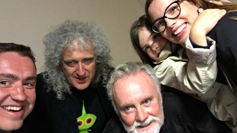 "Brian May kiitis Taavi Rõivast: ""Tore mees!"""