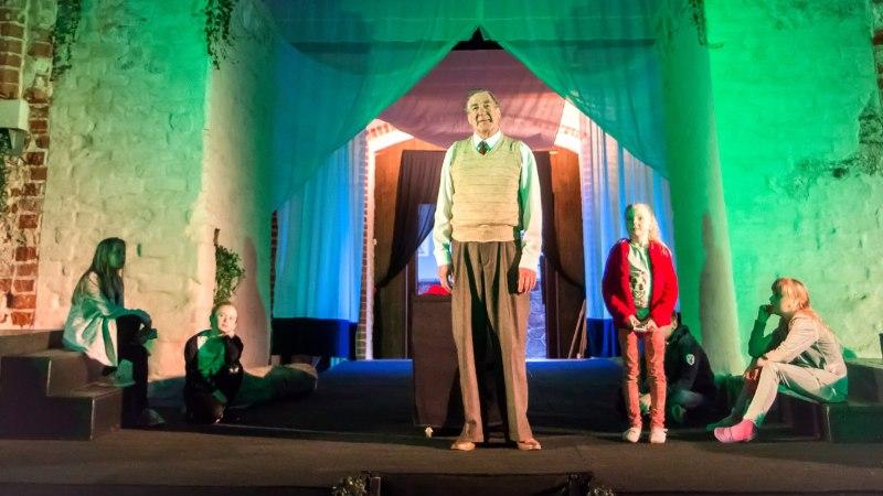 Andres Dvinjaninov: kirikus teatritegemine on erilise vaimsusega