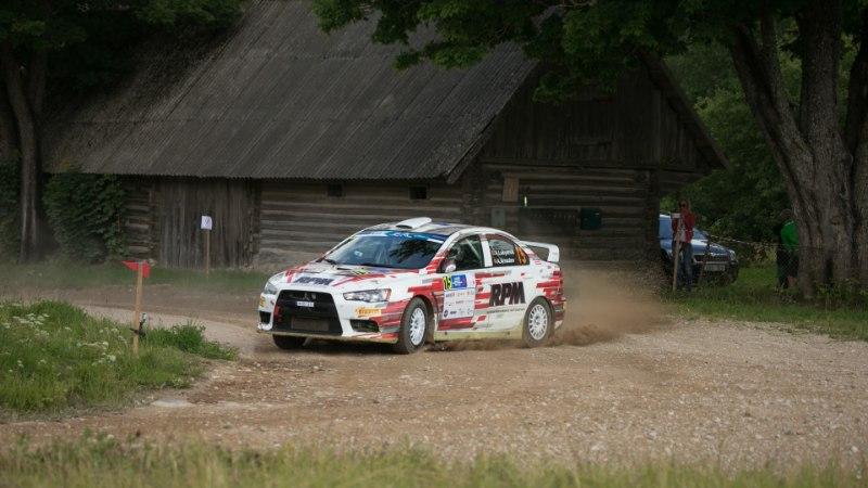 Viljar Voog   Rally Estonia võit Eestisse ei jää