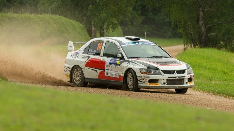 GALERII | Rally Estonia kvalifikatsiooni võitis lendav venelane, eestlastest oli kiireim Plangi