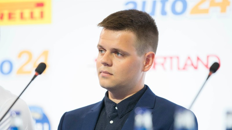 ÕHTULEHE VIDEO | Rally Estonia kvalifikatsiooni kõige kiirem eestlane Siim Plangi: hüplesime rööbaste vahel ringi