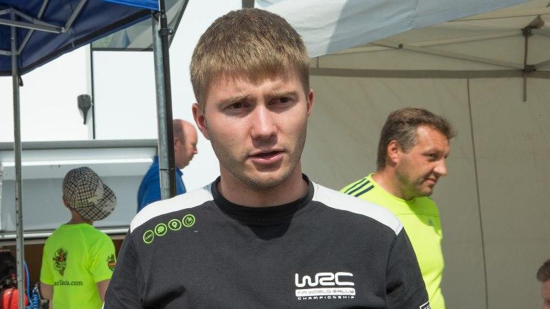 ÕHTULEHE VIDEO   Teist aastat järjest enne Rally Estonia starti katkestanud Sander Pärn: täitsa uskumatu lugu!
