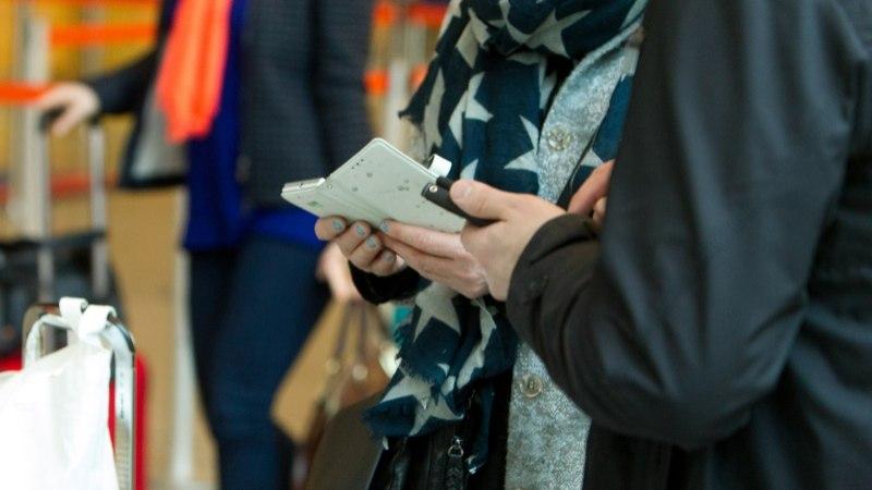Lennukitäis Eesti turiste suundus tänagi Türki puhkama