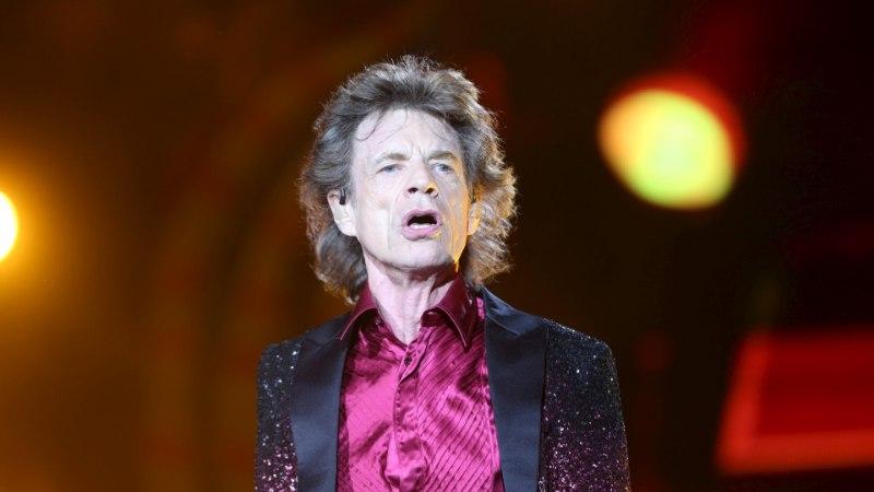 Ajaleht: Mick Jagger sai titeuudisest šoki