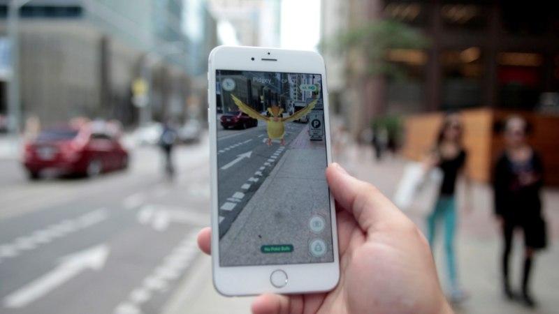 POKEMON GO OLÜMPIALE? Rio de Janeiro linnapea palus populaarse mängu loojaid appi