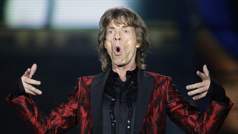 Jagger sai titeuudisest šoki