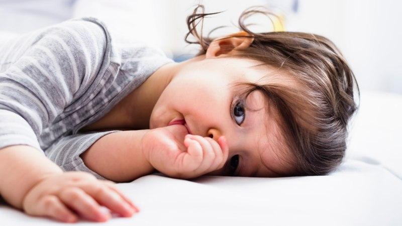 Imed lapsena pöialt ja närid küüsi, võid hiljem pääseda allergiatest