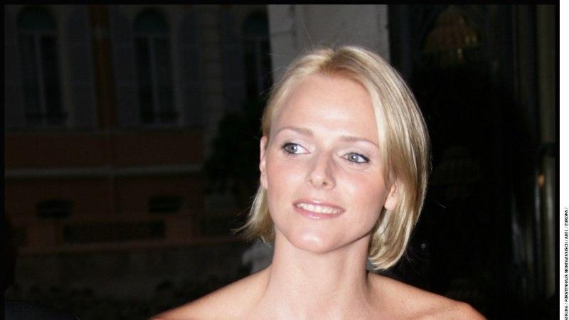 FOTOD | Monaco vürstinna kuivab oma vatsaka mehe kõrval päris kokku!