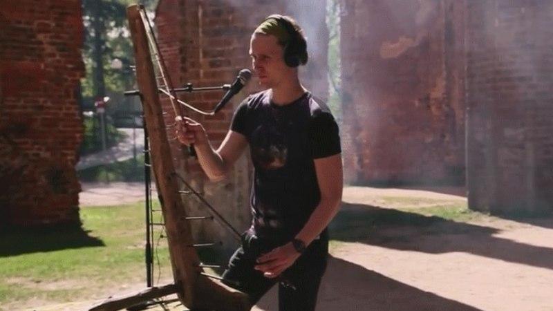 IMELINE! Silver Sepp viib oma uues videos kuulajad iidsele teekonnale