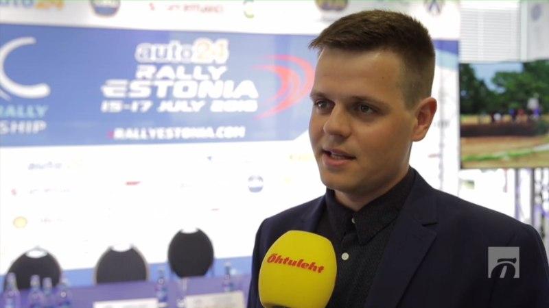 ÕHTULEHE VIDEO   Valitsev Eesti ja Läti meister Siim Plangi lõpetab Rally Estonial eksiili: kaheksa kuud näpud sügelesid!