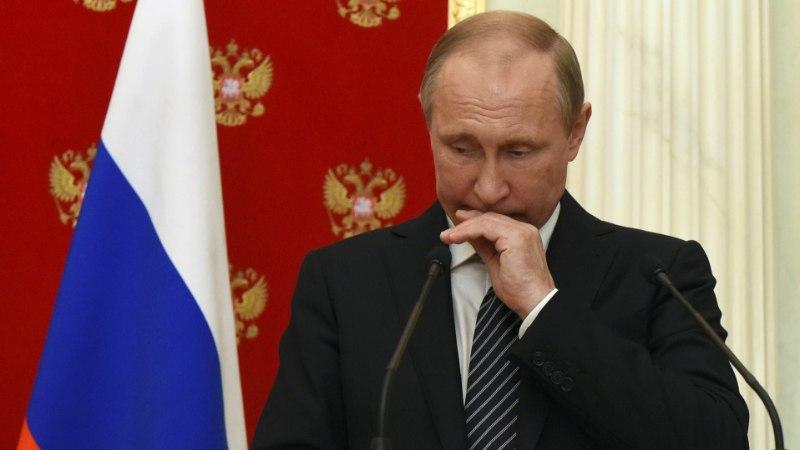 AJEND UUEKS SÕJAKS? Venemaa väitel üritasid Ukraina sõjaväelased Krimmi tungida