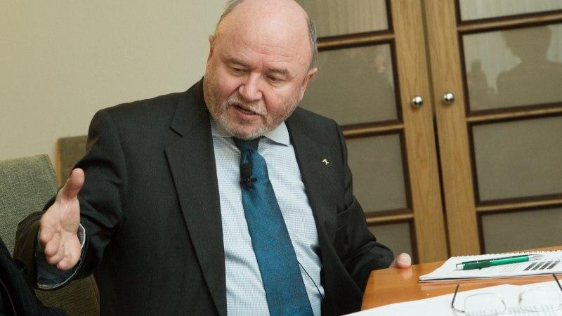 Gräzin: Kaljurand ei ole seotud Reformierakonnaga